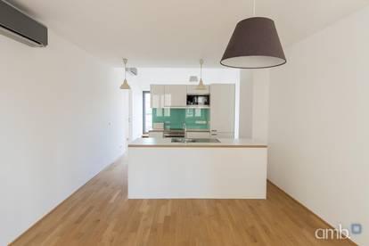 Appartement mit Balkon, U3