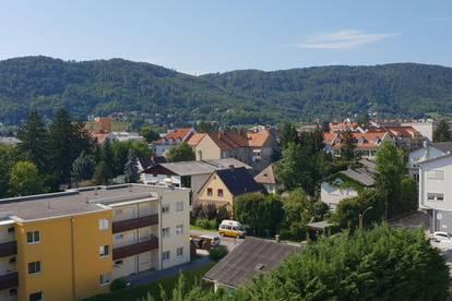 8020 Eggenberg- Koschatgasse: Schöne 2-3 Zimmerwohnung mit ca. 62 m² Wohnfläche und ca. 6,60m² Balkon