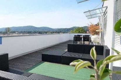 8200 Gleisdorf, Mühlgasse: Exklusive Penthouse Wohnung mit 160m² Wfl. u. 120m² Dachterrasse
