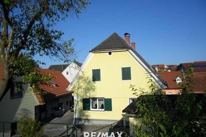 zwei Häuser und ein Grundstück im Zentrum von Preding zu verkaufen!