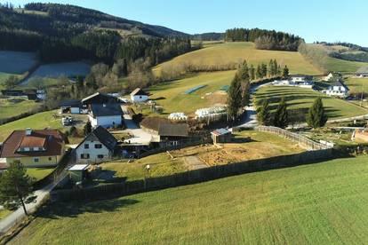 Herrliches Panorama-Sonnengrundstück