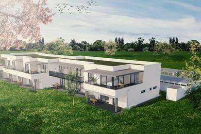 Neubauprojekt Trummerweg in Thermennähe