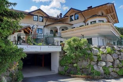 Apartmenthaus mit Spa und Dachsteinblick