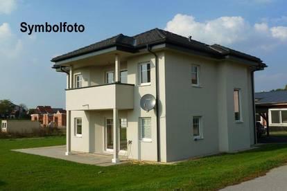 Belagsfertiges Toscana-Haus mit Grundstück