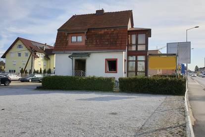 Grundstück mit Altbestand, Kärntnerstraße