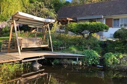 Exklusives Ferienhaus in Thermen-/Golfnähe