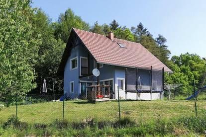 Einfamilienhaus in erhöhter Sonnenlage