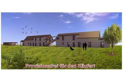 Zwei Neubauwohnungen im EG