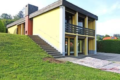 Sonniges Architektenwohnhaus