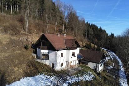 Geräumiges Landhaus in Massivbauweise