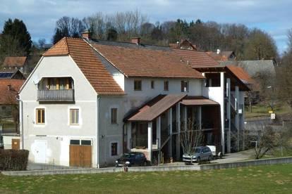 Großzügiges Mehrparteien- Wohnobjekt
