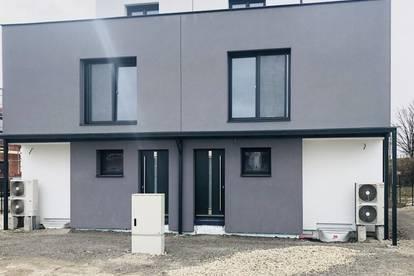 Exlusive Doppelhaushälfte in Leopoldsdorf bei Wien//Belagsfertig auf Wunsch auch Schlüssellfertig zu haben// Gutschein für Küche 2000€ pro Haus
