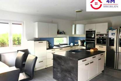 EXKLUSIV in Neuessling! Erstbezug - modernes Einfamilienhaus