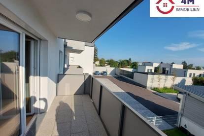 Erstbezug - hochwertige 3-Zimmer Wohnung mit Balkon zum Vermieten!!!