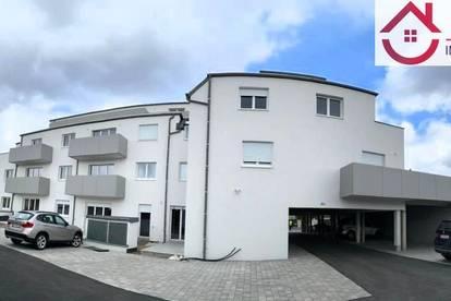 Erstbezug - hochwertige 2-Zimmer Wohnung mit Balkon zum Vermieten!!!