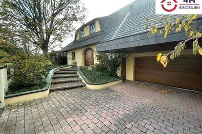 *TRAUMHAUS* luxuriöses Einfamilienhaus mit Garten und Pool in Grünlage nähe Wien