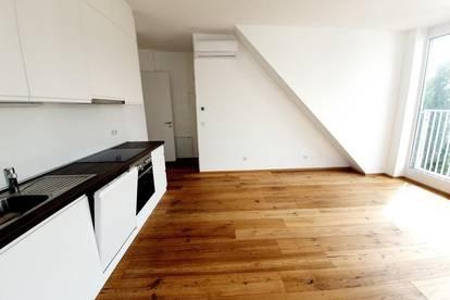 Gut aufgeteilte drei Zimmer Mietwohnung mit Terrasse und sehr guter Anbindung in 1200 Wien