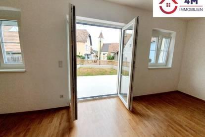 Erstbezug! Neuwertiges Einfamilienhaus mit kleinem Garten und zwei Autoabstellplätzen in sehr guter Lage in Krems - Egelsee