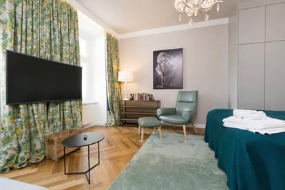 Stylish möbliertes Apartment