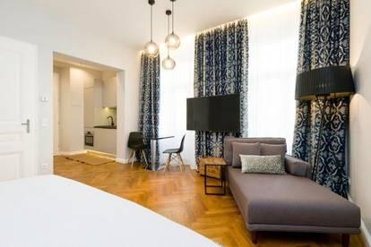 Furnished one bedroom Designer Apartment near U-Bahn