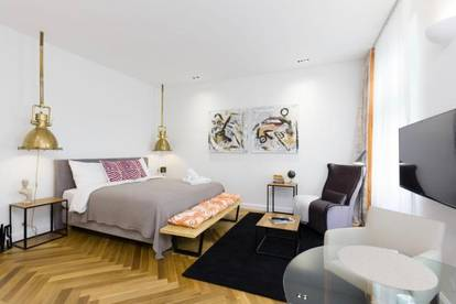 furnished Designer Apartment - centrally located