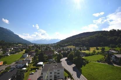 Einzigartiges Wohnen über den Dächern von Feldkirch - Penthouse zu verkaufen!