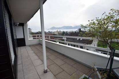 Penthousewohnung mit schönstem Ausblick in Lustenau zur Miete!