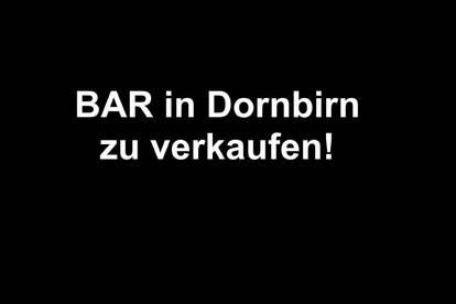 Bar/Gewerberäumlichkeiten in Dornbirn zu verkaufen!