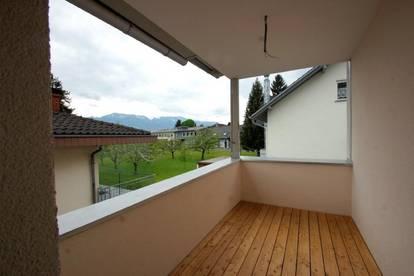 Neuwertige 3,5 Zimmerwohnung im Ortszentrum von Lustenau!