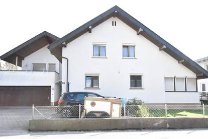 Höchst: Zweifamilienhaus mit gut vermieteter Einliegerwohnung zu kaufen