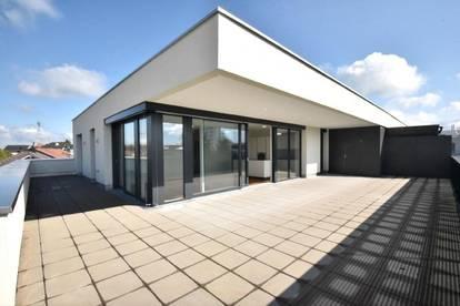 Exklusive Penthousewohnung mit Sonnenterrasse als Alternative zum Wohnhaus!