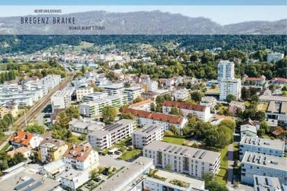 """Neubauprojekt: Mehrfamilienhaus """"Bregenz Vorkloster"""" - 3 Zimmerwohnung zu verkaufen!"""