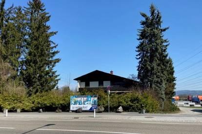 Beste Werbelage - Grundstück mit Altbestand (2 Wohneinheiten) zu verkaufen!