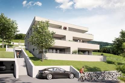 NEUBAUPROJEKT - Sonnige Terrassenwohnung mit unglaublicher Panoramasicht zu verkaufen!