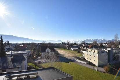 Lustenau - 5 Zimmer Dachgeschosswohnung zu vermieten!
