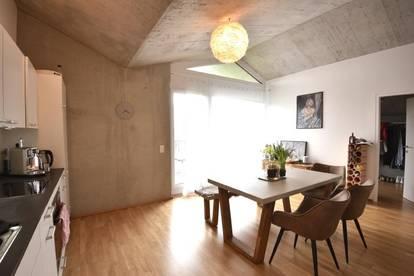 Hochmoderne Loftwohnung in exklusiver Wohnanlage in Lustenau!