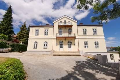 Unbefristete Hauptmiete - Leben in der Rosenvilla (Baujahr 1860)