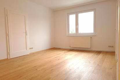 Neu renovierte Wohnung in Oberdöbling!