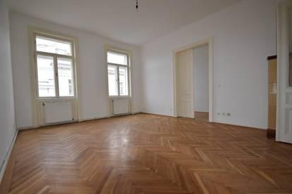 Helle, unbefristete 4 Zimmer Wohnung nähe Laudongasse