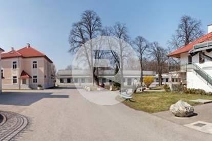 Wohnungen/Büros in schöner Parkanlage