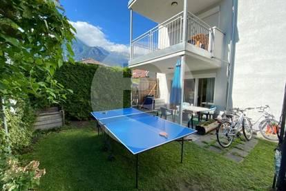 RUSTLER - 5-Zimmer-Whg. Innsbruck/Höttinger Au mit Garten und Terrasse!