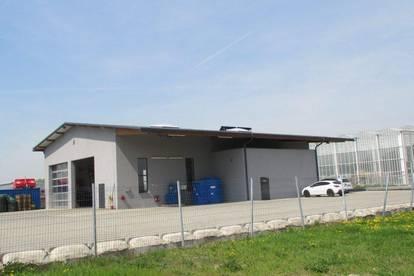Neuwertiges Betriebs-/Logistik-/Werkstatt-Objekt in Bruck an der Leitha zu verkaufen!