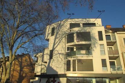 Exklusive Dachgeschoss-Wohnung für Anleger inkl. TG-Platz Nähe LKH!