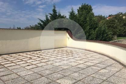 Dachterrassentraum mitten im Zentrum von Neusiedl