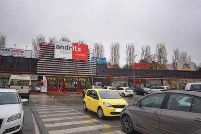 Graz - Andritz: Attraktive Geschäftsfläche mit Auslagenfront!