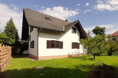 Wetzelsdorf: Erdgeschoss-Hausetage mit Gartenmitbenutzung!