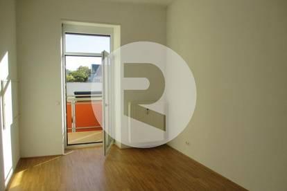 Zentral gelegen! Gemütliche 2-Zimmerwohnung mit Balkon!