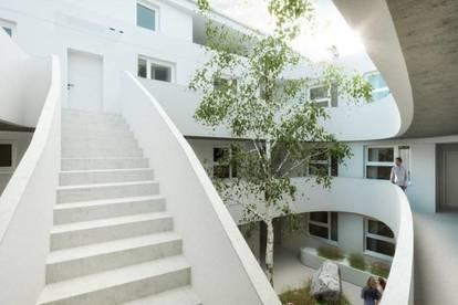 3 Zimmer Neubauwohnung mit Dachterrasse