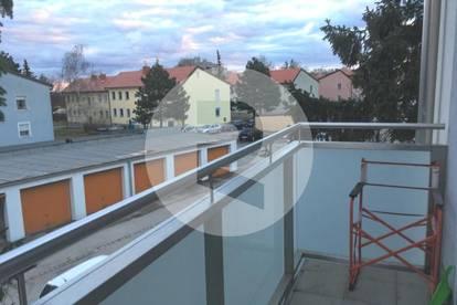 All Inklusive - 1 Zimmerwohnung mit Balkon