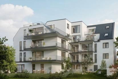 M5 - Lebenslust Liesing - Neubauprojekt Mellergasse Top 1